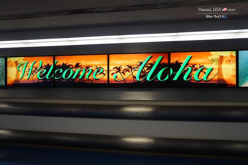 2020 Hawaii Honolulu International Airport
