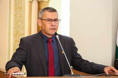 Vereador Professor Silberto