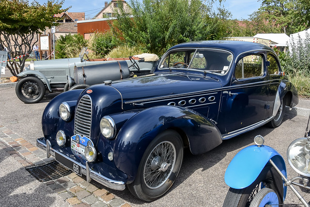 Bugatti T101 Coupé Guilloré