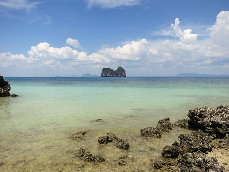 overlooking the island of Ko Maa