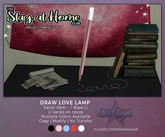 Draw Love Lamp