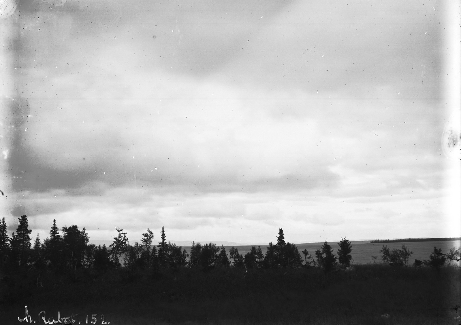 1884. Йокостровская Имандра