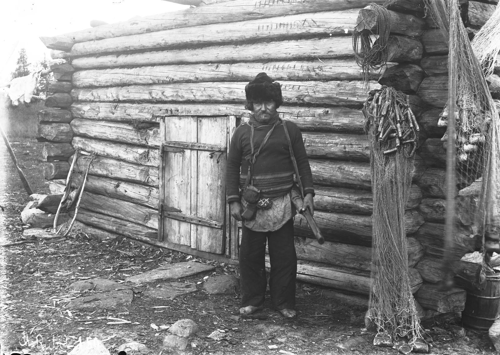 1884. То же из Имандры