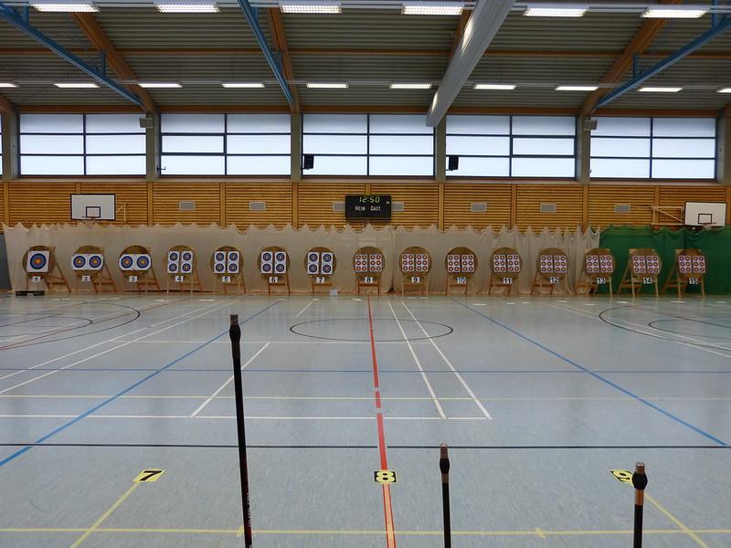 Kreismeisterschaft WA Halle 2020