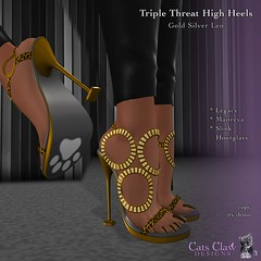 _CCD_ Triple Threat Heels Gold Silver Leo-AD