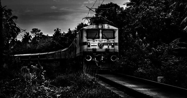 Trainning trains
