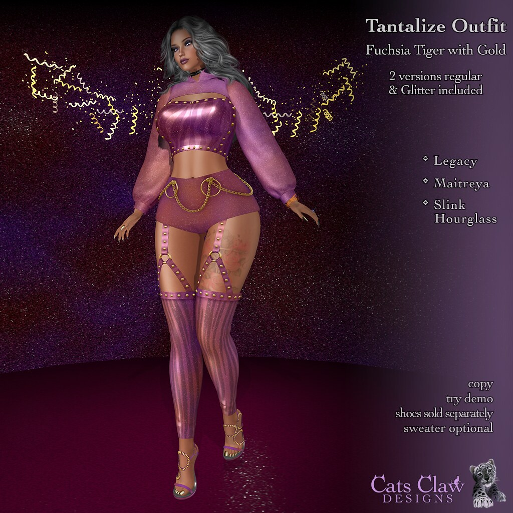 _CCD_Tantalize Outfit-Fuchsia Tiger-Gold-AD