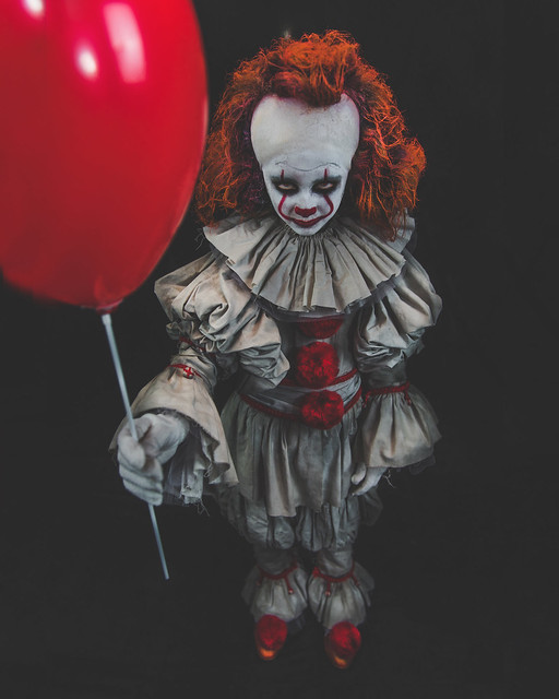 Pennywise, the Dancing Clown cosplay