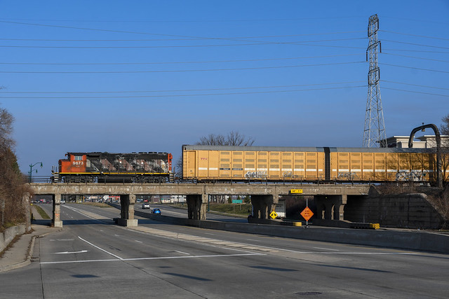 CN L572 - Allen Park, Michigan