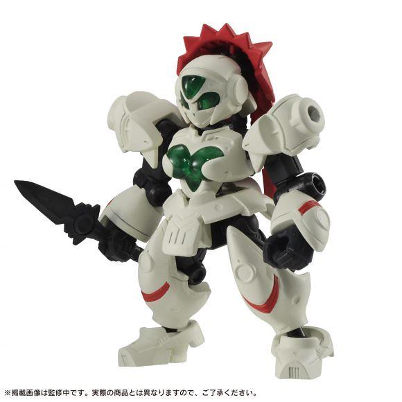 萬代 GASHAPON 原創機器人轉蛋『ROBOT CONCERTO(ロボット・コンチェルト)』第 3 彈機體造型公開!