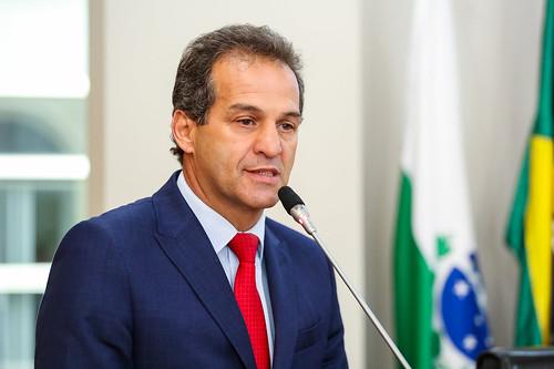 Vereador Ezequias Barros