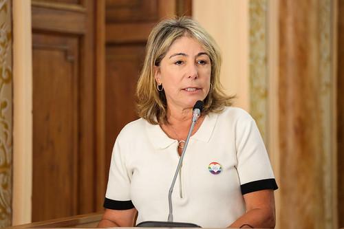 Vereadora Maria Leticia