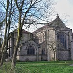 St Michael and All Angels with st marks church, Preston