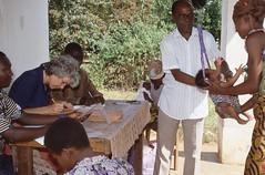 Clinic at Kamina