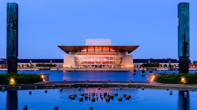 Copenhagen; Opera House