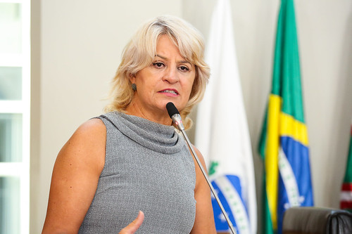 Vereadora Noemia Rocha