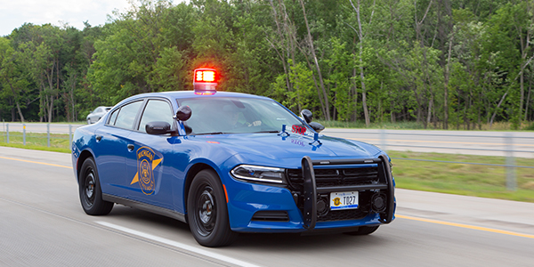 Michigan State Police to Enforce