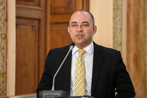 Vereador Osias Moraes