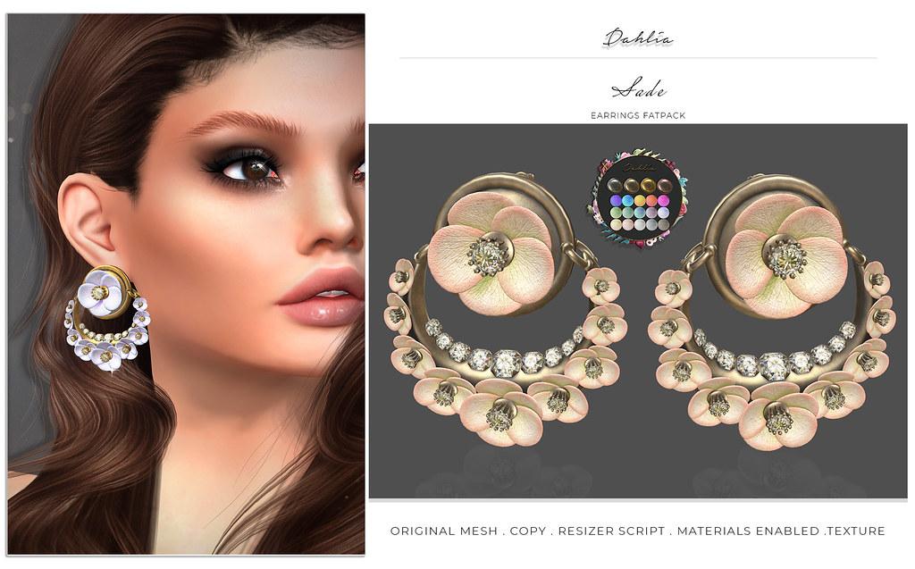 Dahlia - Sade - Full Ad