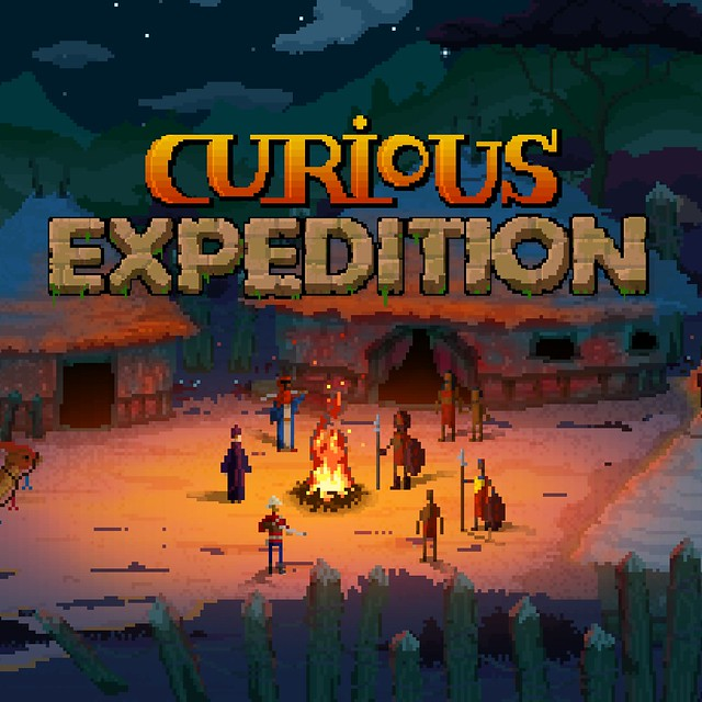 Thumbnail of Curious Expedition on PS4