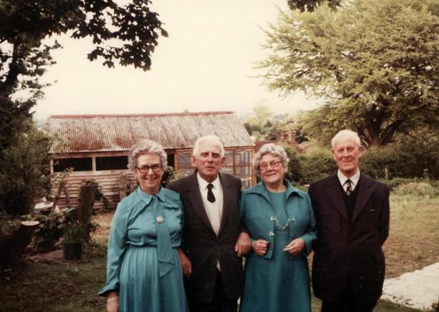 Grandpa and his siblings
