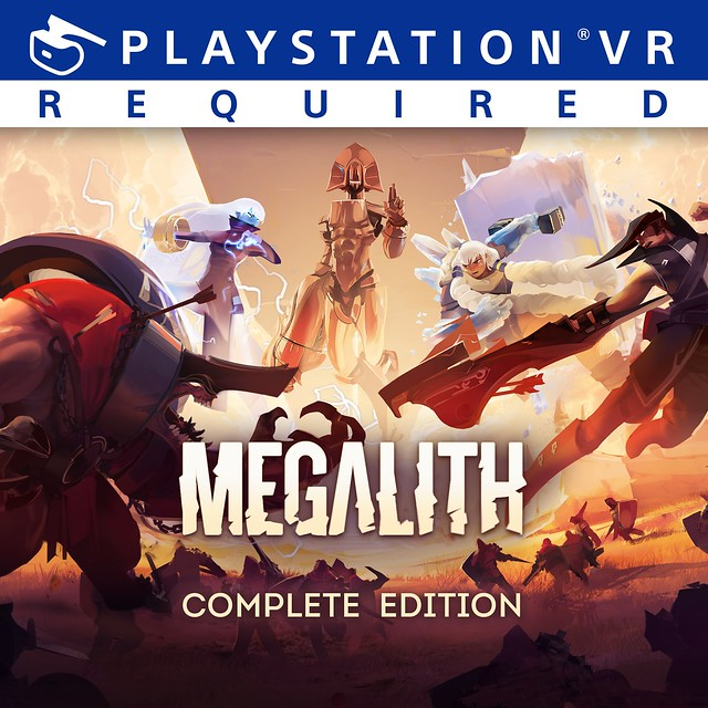 Thumbnail of Megalith VR COMPLETE EDITION on PS4