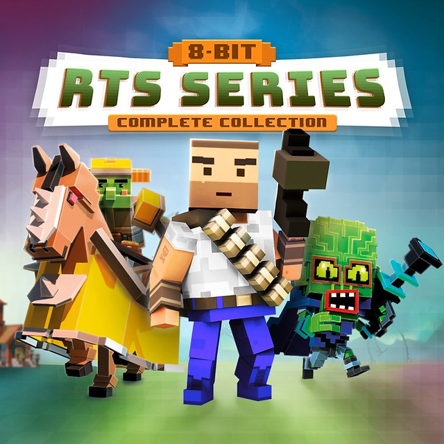 Thumbnail of 8-Bit RTS Series Complete Collection on PS4