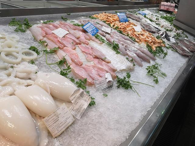 mercado de San Gonzalo