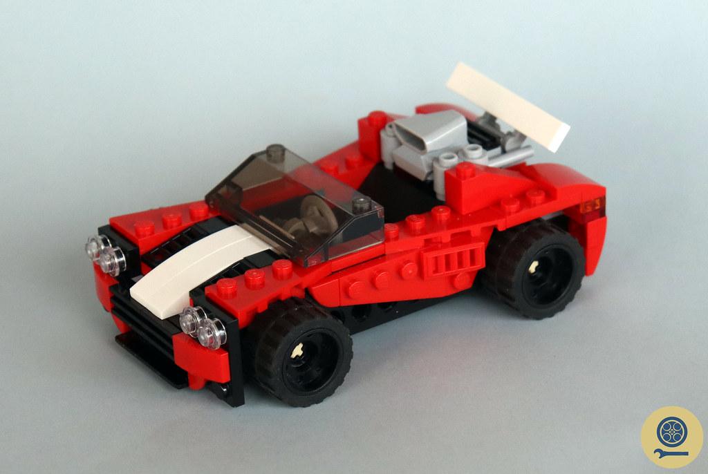 31100 Sports Car 1