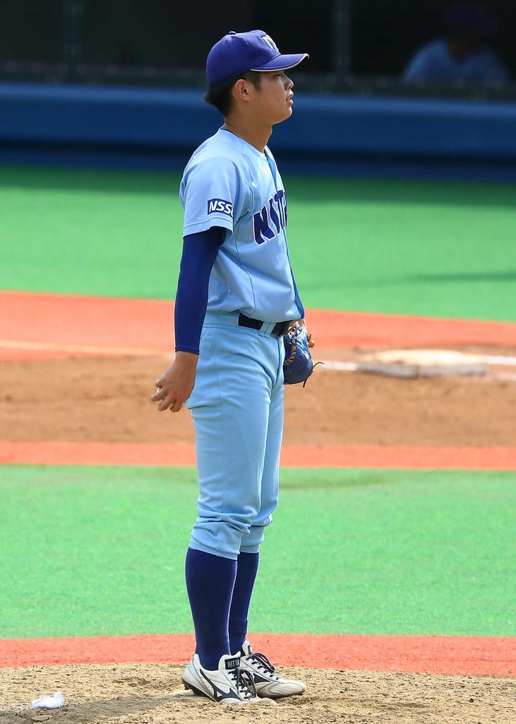 森博人投手(日本体育大学)