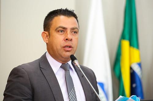 Vereador Rogerio Campos