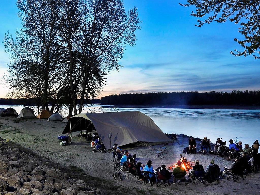 crew camp - Dave Marner