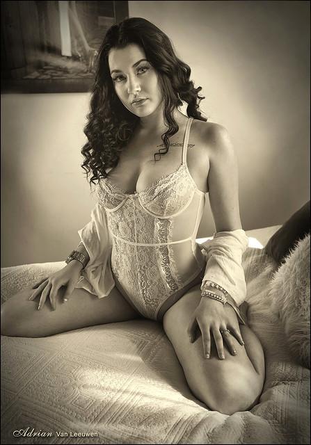 Sensual Beauty - Alisha