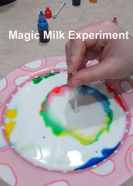 Magic Milk Experiment