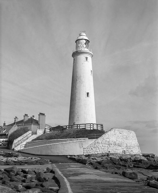 St Mary's Lighthouse - 16/09/19