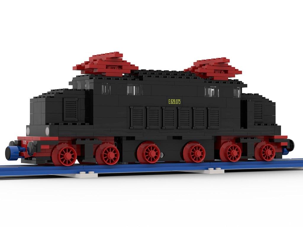 Lego FS E626 12v - Blue Era