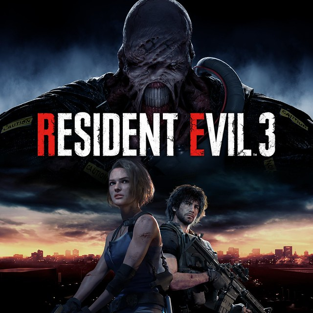 Thumbnail of RESIDENT EVIL 3 on PS4