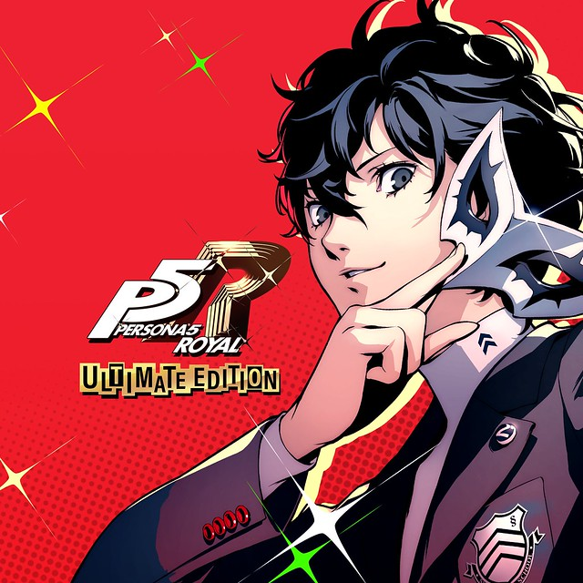 Thumbnail of Persona 5 Royal Ultimate Edition on PS4