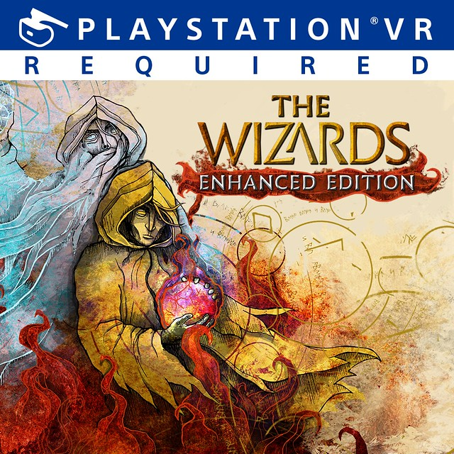 Thumbnail of The Wizards - Enhanced Edition on PS4