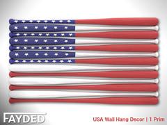 FAYDED - USA Wall Hang