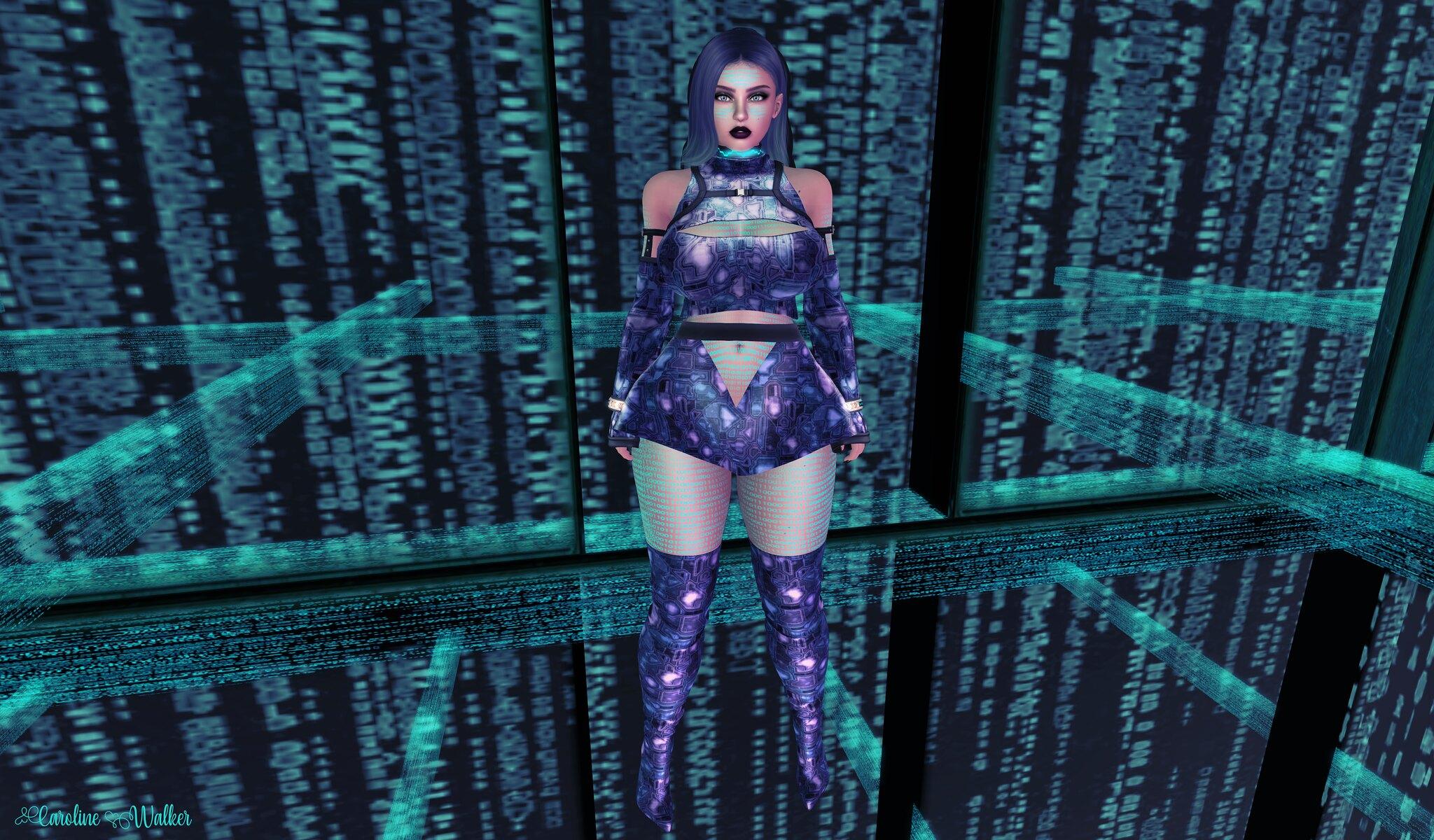 Cyberpunk'd 1