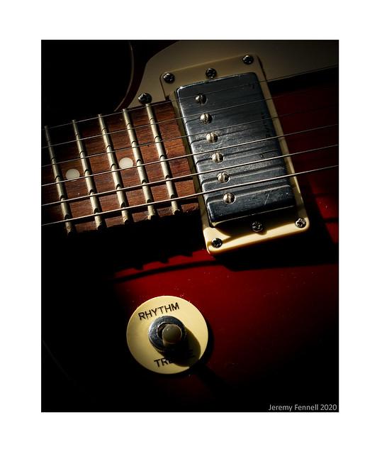 Red  Guitar (Explored 28/03/2020)