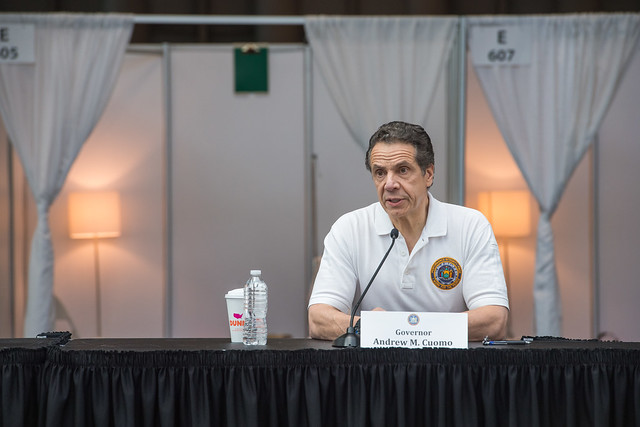 Amid Ongoing COVID-19 Pandemic, Governor Cuomo Announces Completion of First 1,000-Bed Temporary Hospital at Jacob K. Javits Convention Center