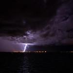 6. Märts 2020 - 14:49 - Lightning, seen from Stokes Hill Wharf, Darwin, Northern Territory, Australia