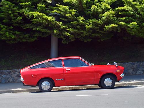 <p>1975 Datsun 120Y</p>
