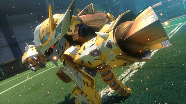 SakuraWars_Combat_screenshot4