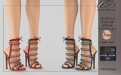 : CULT : Yosicle Heels with HUD