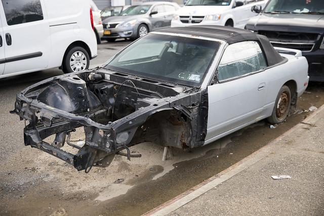 S13 boneyard
