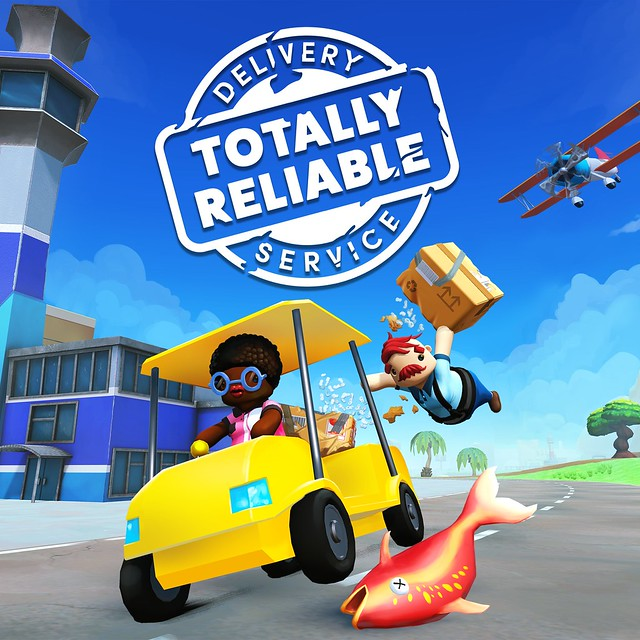 Thumbnail of Totally Reliable Delivery Service on PS4