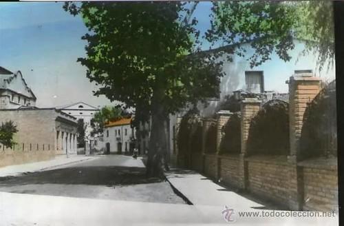 avinguda Jose Antonio La Pobla de Claramunt